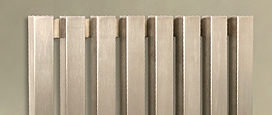 Brighton is a Designer radiators and comes with a Lifetime guarantee - Click to read full details