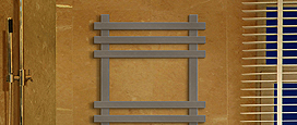 is a Ladder Rack radiators and comes with a Lifetime guarantee