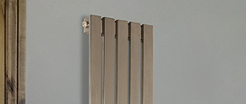 Windermere is a Designer radiators and comes with a Lifetime